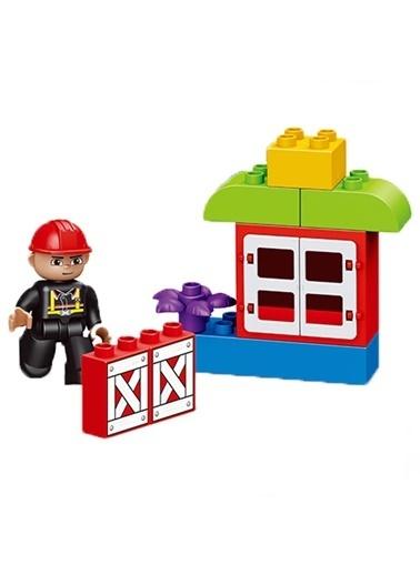 Birlik Oyuncak Birlik Oyuncak C2301410 Bblock Mini Blok Çocuk Lego Oyuncak Seti Renkli